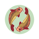 Buy Zodiac Signs - Pisces at AllPosters.com