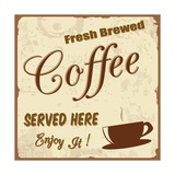 Buy Vintage Coffee Poster at AllPosters.com