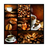 Buy Coffee Collage at AllPosters.com