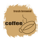 Buy Fresh Brewed Coffee at AllPosters.com