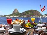 Buy Breakfast In Rio De Janeiro at AllPosters.com