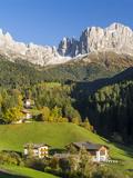Alpen Landscape, South Tyrol, Austria