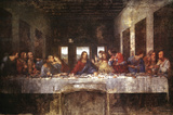 The Last Supper, c. 1498 Poster
