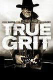 True Grit John Wayne Movie Poster