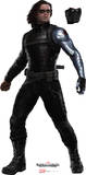 Captain America 2: Winter Soldier  - Winter Soldier Lifesize Standup Cardboard Cutouts