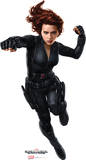 Captain America 2: Winter Soldier  - Black Widow Lifesize Standup Stand Up
