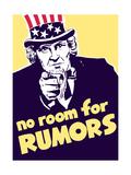 Vintage World War II Propaganda Poster of Uncle Sam
