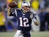 NFL Playoffs 2014: Jan 11, 2014 - Colts vs Patriots - Tom Brady