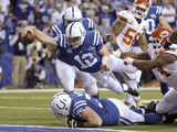 NFL Playoffs 2014: Jan 4, 2014 - Colts vs Chiefs - Andrew Luck