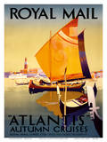 Atlantis Autumn Cruises - Royal Mail Ltd.