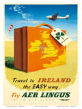 Travel to Ireland the Easy Way - Fly Aer Lingus