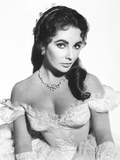 Elizabeth Taylor, Raintree County, 1957 Photographic Print