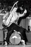 Elvis Presley Hips Poster