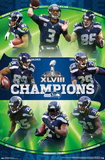 Seattle Seahawks Super Bowl XLVIII Champion