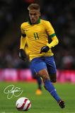 Neymar - Autograph Poster