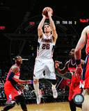 Atlanta Hawks Kyle Korver 2013-14 Action Photo