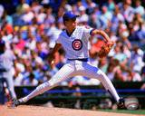 Chicago Cubs Greg Maddux 1988 Action
