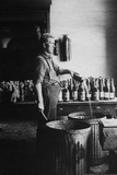 Prohibition Agents Destroy Booze 1923 Archival Photo Poster