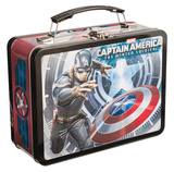 Marvel: Captain America - Winder Soldier Large Tin Lunchbox