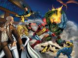 World War Hulk: X-Men No.2 Group: Wolverine