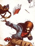 Marvel Adventures Spider-Man No.53 Cover: Peter Parker
