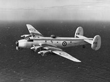 Avro Shackleton Patrolling Coastal Waters
