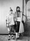 Tunisian Jewish Couple