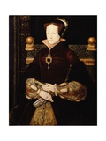 Portrait of Queen Mary I