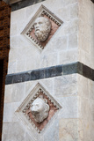 Buy Italy, Siena, Siena Cathedral, Doorway Decorations and Ornaments at AllPosters.com