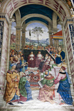 Buy Italy, Siena, Siena Cathedral, Pius II convokes a Diet of Princes at Mantua  to proclaim a Crusade at AllPosters.com