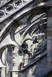 Buy Italy, Milan, Milan Cathedral, Flying Buttresses at AllPosters.com