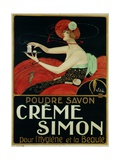 Creme Simon Poster