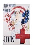 The Spirit of America Recruitment Poster