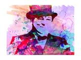 Churchill Watercolor