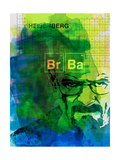 Walter White Watercolor 2