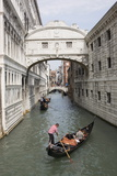 Buy Bridge of Sighs, Venice, UNESCO World Heritage Site, Veneto, Italy, Europe at AllPosters.com
