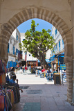 Entrance to the Essaouira's Old Medina