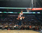 2014 Sprite Slam Dunk Contest: Feb 15 - Damian Lillard Photographic Print