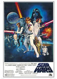 Star Wars Giant Poster
