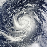 Tropical Storm Prapiroon (22W) in the Philippine Sea