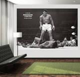 Muhammad Ali Deco Wall Mural