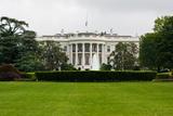 The White House Washington DC Poster