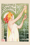 Privat Livemont - Absinthe Robette,1895