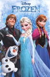 Buy Frozen - Group at AllPosters.com