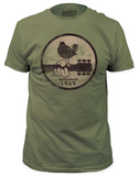 Woodstock - Woodstock 1969 (slim fit) Shirts from Concert Tee Company