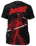 Daredevil - Nervous System (slim fit)