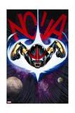 Nova #6 Cover: Nova
