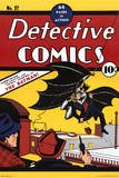 Detective #1 - Cover