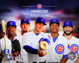 Chicago Cubs 2014 Team Composite