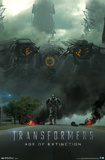 Transformers 4 - One Sheet